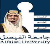 Al Faisal University logo