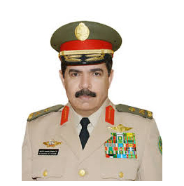Major General Sulaiman Mohammad Al Malik